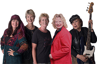 The Hot Flashes Performers